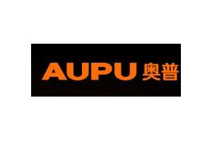 奥普(aopu)logo