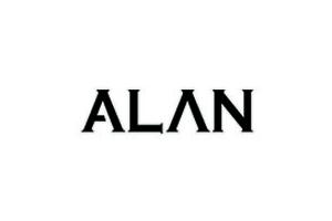 阿岚(Alan)logo