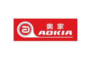 奥家(Aokia)logo
