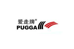 爱走(PUGGA)logo