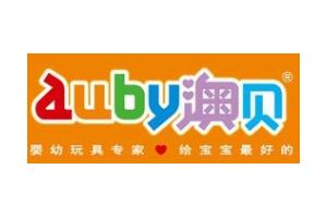澳贝(AUBY)logo