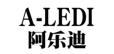 阿乐迪logo