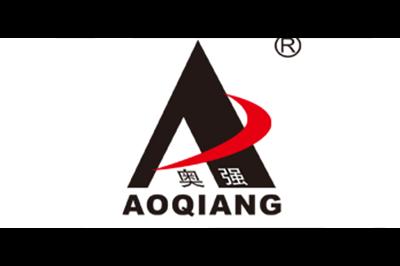 奥强电子科技logo