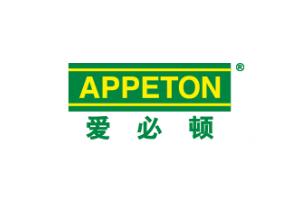 爱必顿(Appeton)logo