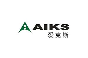 爱克斯(aiks)logo