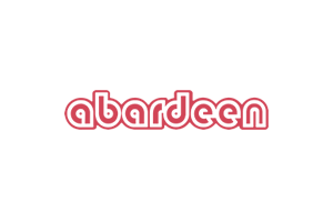 阿巴町(Abardeen)logo
