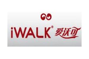 爱沃可(IWALK)logo