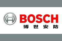 博世安防logo