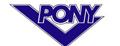 波尼(PONY)logo