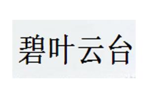碧叶云台logo