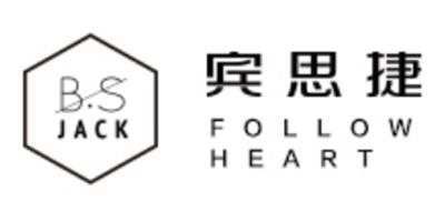 宾思捷logo