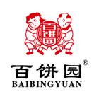 百饼园logo