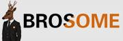 布罗森logo
