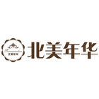 北美年华logo