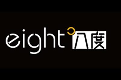 八度logo