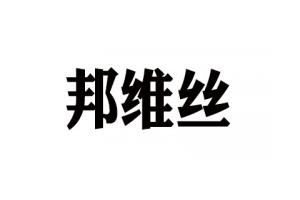 邦维丝logo
