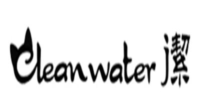 CLEAN WATERlogo