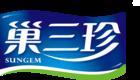 巢三珍食品logo
