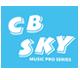 cbsky乐器logo