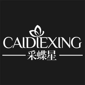 采蝶星logo