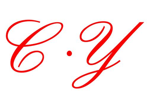 彩仪花卉logo