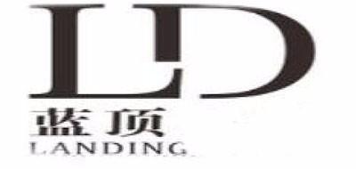 成都蓝顶logo