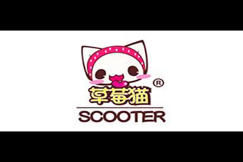 草莓猫logo