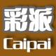 彩派logo