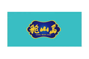 舱山岛logo
