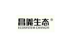 昌义生态logo