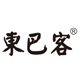 东巴客食品logo