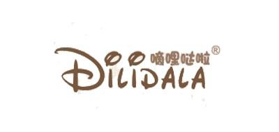 嘀哩哒啦logo