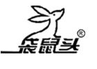 袋鼠头logo