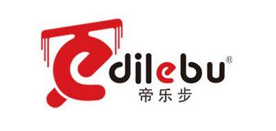 帝乐步logo