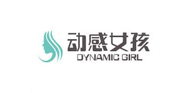 动感女孩logo
