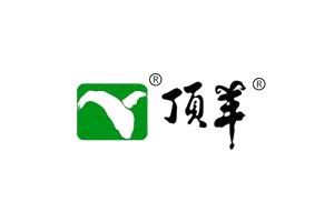 顶羊logo