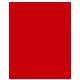 大贺艺术logo