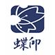 蝶印logo