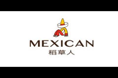 稻草人女包logo