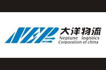 大洋物流logo