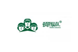 顿巴纵队logo