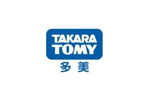 多美(TAKARATOMY)logo