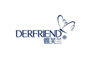 蝶芙兰(Derfriend)logo