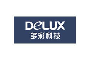 多彩(DeLUX)logo