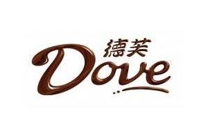 德芙(Dove)logo