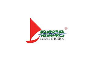 得益绿色logo