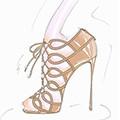 女鞋logo