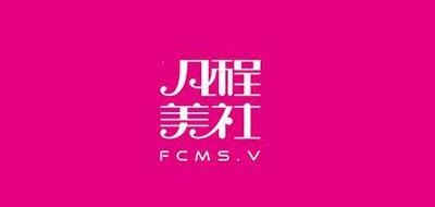 凡程美社logo