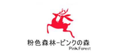 粉色森林logo