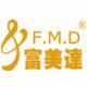 富美达logo